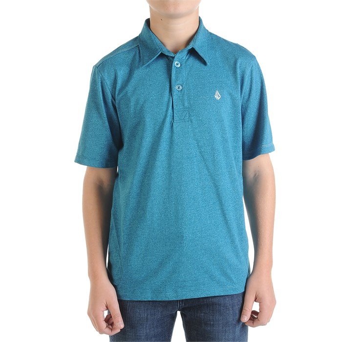 Volcom - Bangout Polo Shirt - Youth - Boy's