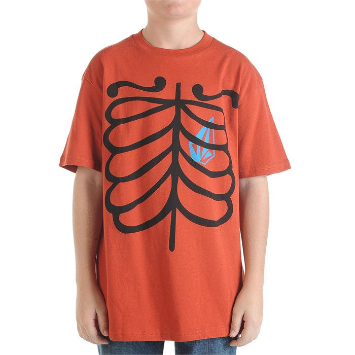 Volcom - Ribs T-Shirt (Ages 8-14) - Boy's