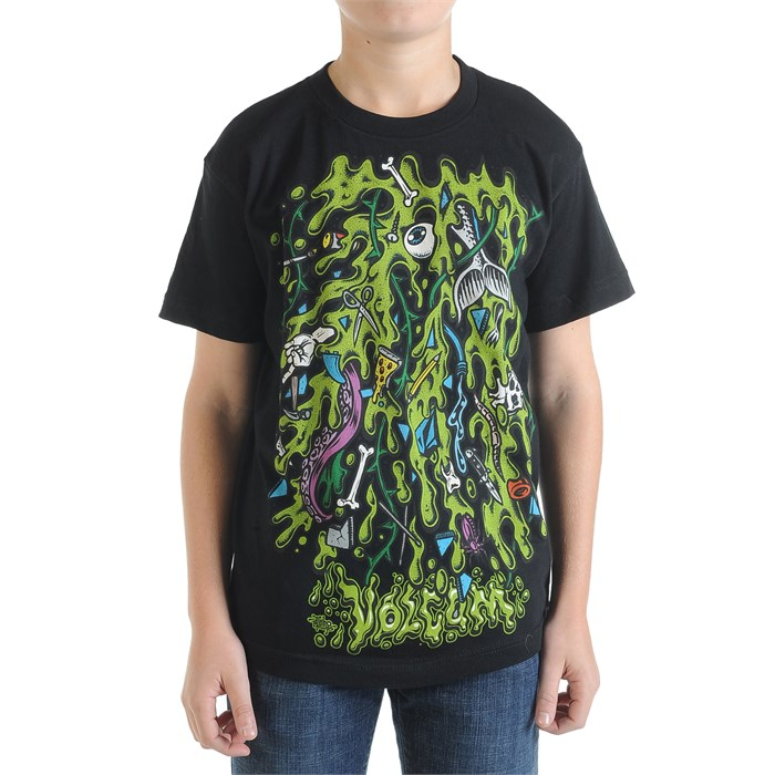 Volcom - Barfaroni T-Shirt (Ages 8-14) - Boy's