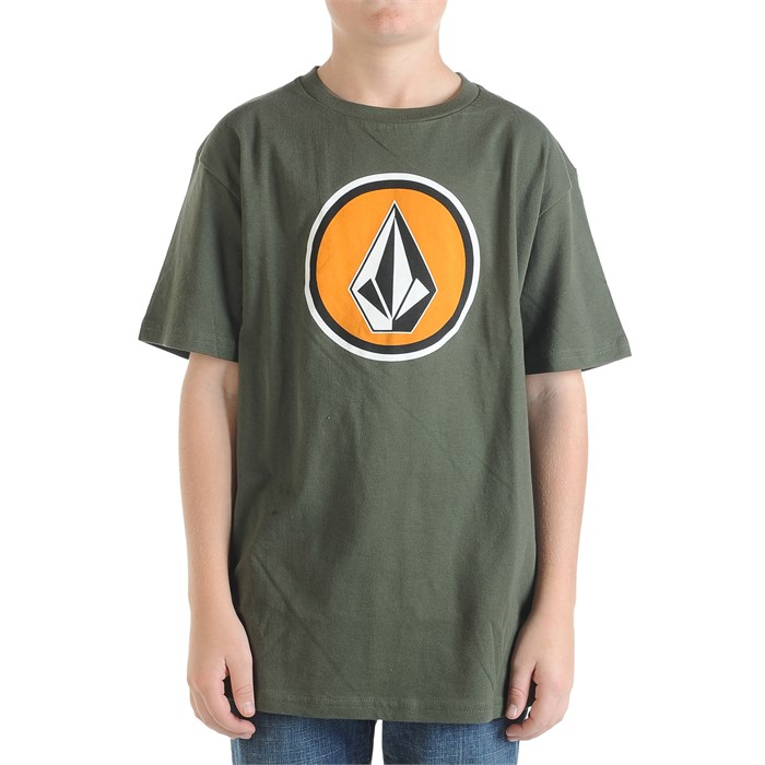 Volcom - Cognito T-Shirt (Ages 8-14) - Boy's