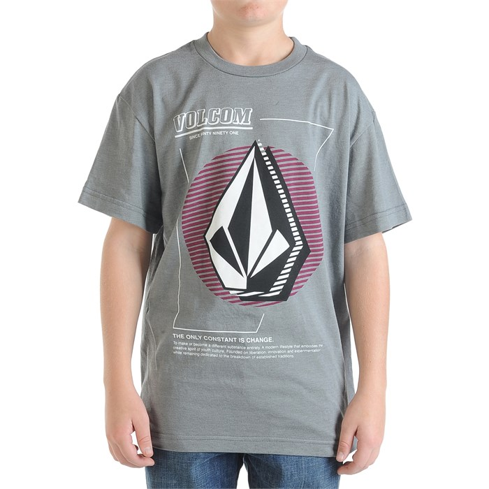 Volcom - Dangler T-Shirt (Ages 8-14) - Boy's