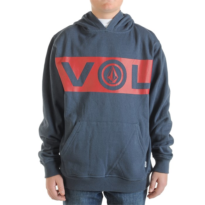 Volcom - Slate Pullover Hoodie (Ages 8-14) - Boy's