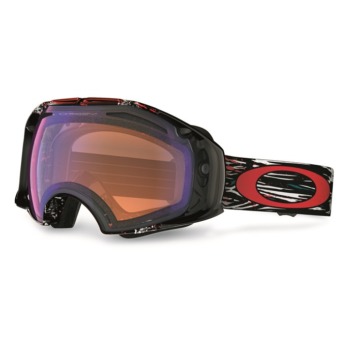 Oakley - Seth Morrison Signature Airbrake Goggles