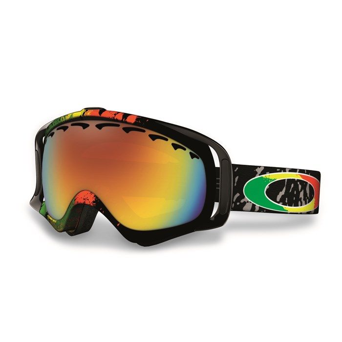 Oakley - Tanner Hall Signature Crowbar Goggles