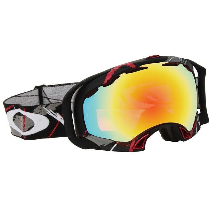 oakley splice goggles  Oakley Simon Dumont Signature Splice Goggles