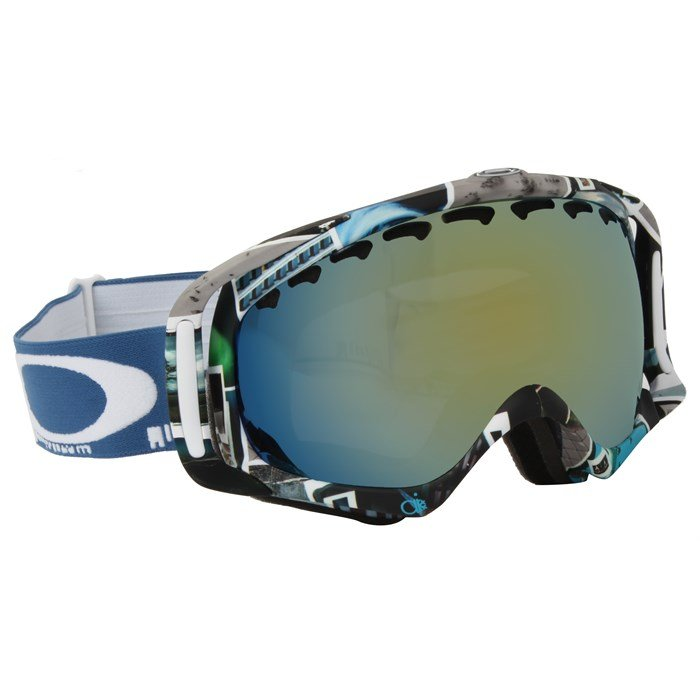Oakley - JP Auclair Signature Crowbar Goggles