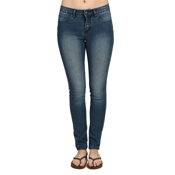 Obey Clothing - Lean & Mean Vintage Indigo Jeans - Women's