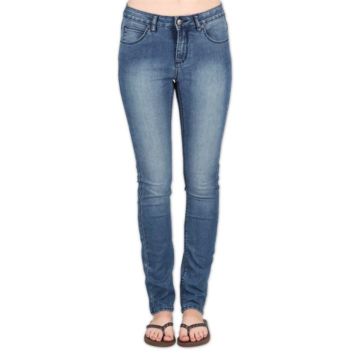 Obey Clothing - Lean & Mean Vintage Indigo Jeans - Women's