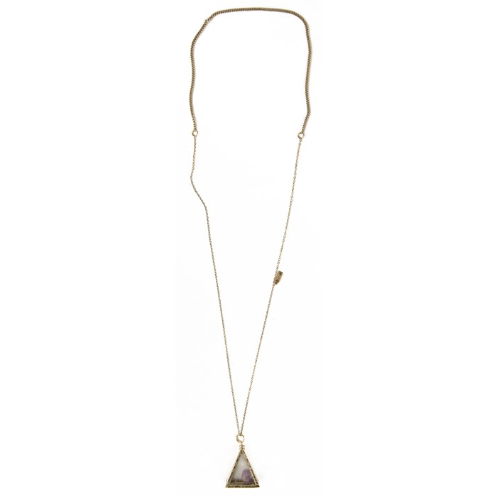 Obey Clothing - Wasteland Necklace - Women's
