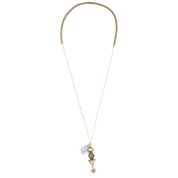 Obey Clothing - Dark Crystal Necklace - Women's