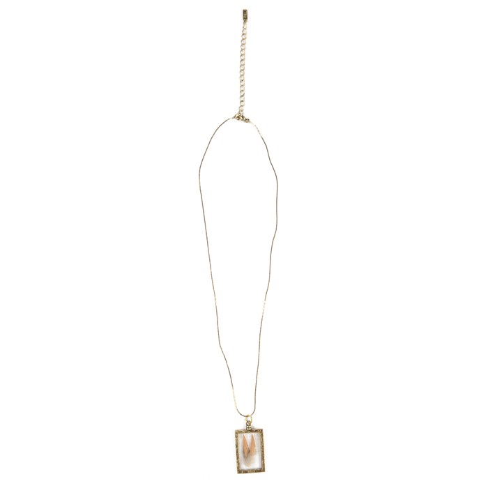 Obey Clothing - Window Pane Necklace - Women's