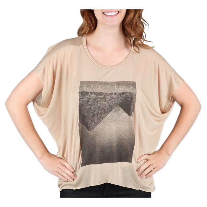 Obey Clothing - Ancient Kingdoms Top - Women's