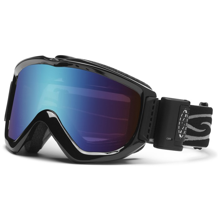 Smith - Knowledge Turbo Fan OTG Goggles