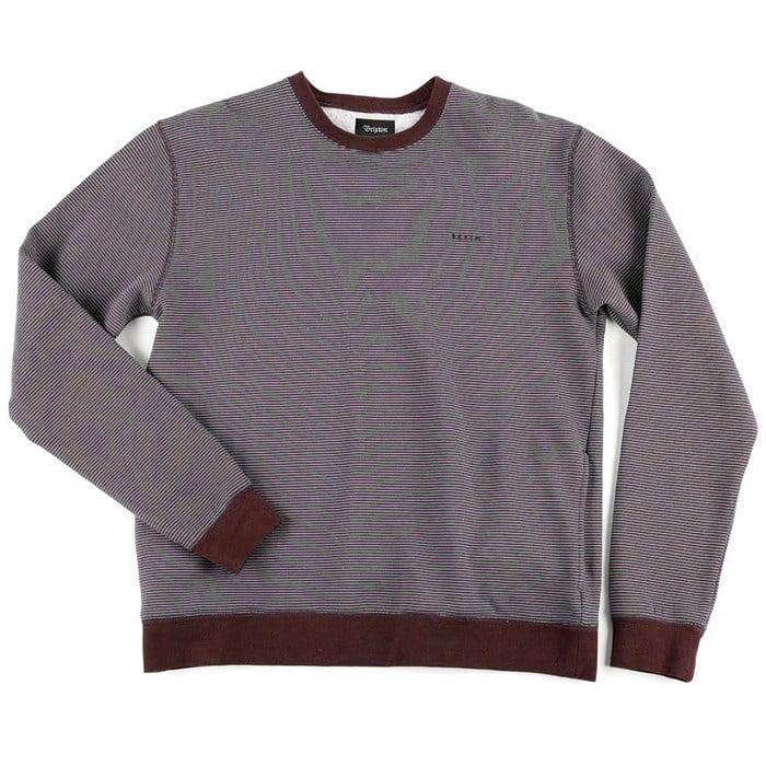 Brixton - Partisan Crew Sweatshirt