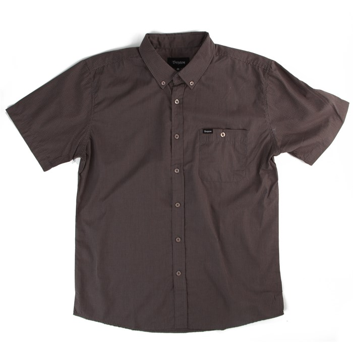 Brixton - Howl Short Sleeve Button Down Shirt