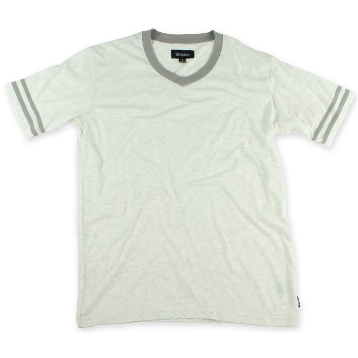 Brixton - League V Neck T Shirt