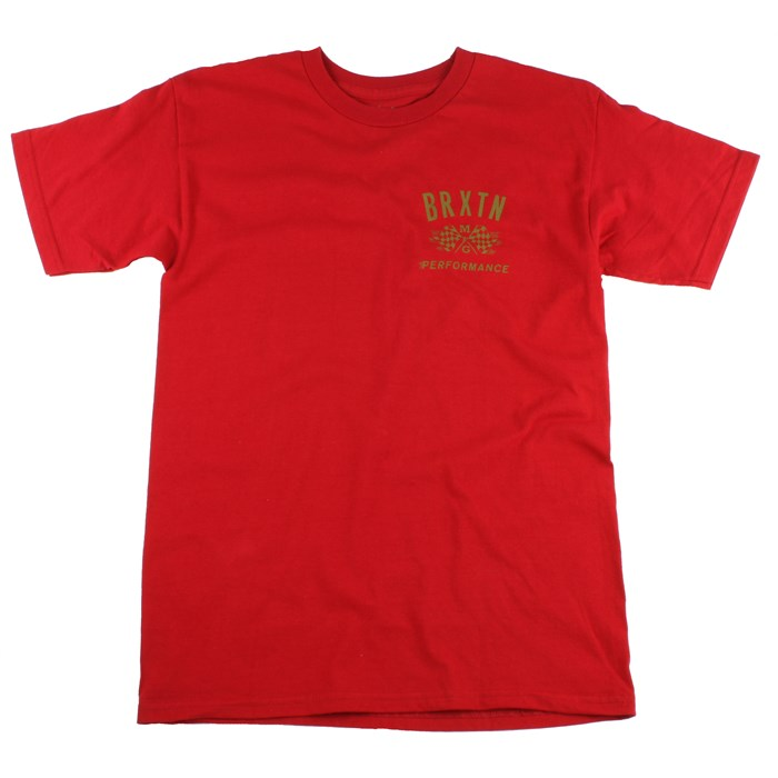Brixton - Primary T Shirt