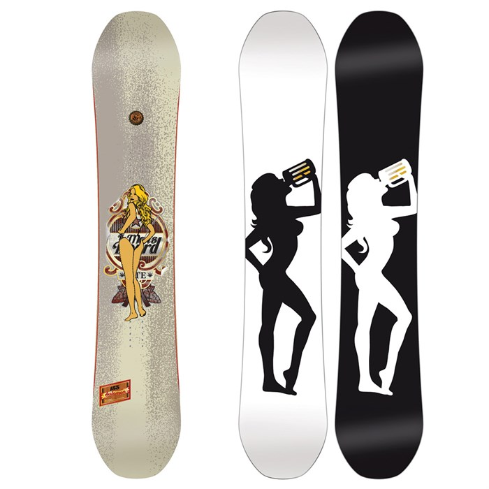Salomon - Man's Board Snowboard 2013