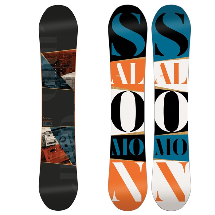 Salomon - Grip Wide Snowboard 2013