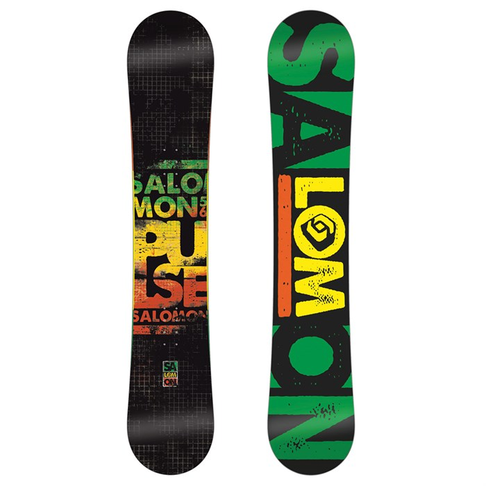 Salomon - Pulse Wide Snowboard 2013