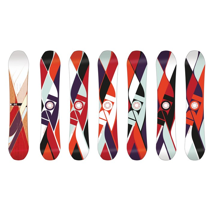 Salomon - Idol Snowboard - Women's 2013