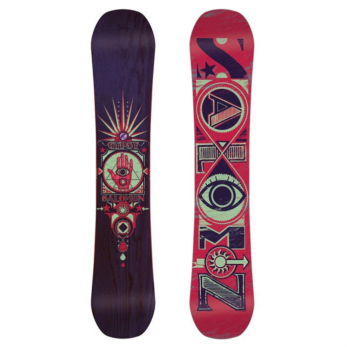 1a3670245e2c Salomon Gypsy Snowboard - Women s 2013