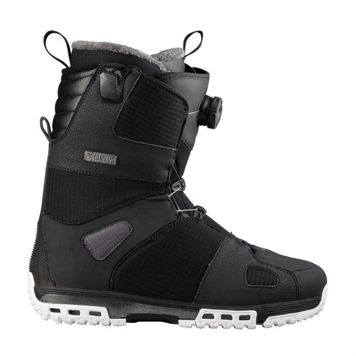 Salomon - Savage Boa STR8JKT Snowboard Boots 2013