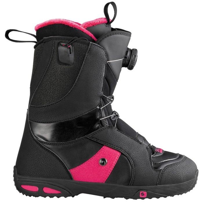 Salomon Ivy Boa STR8JKT Snowboard Boots Women's 2013