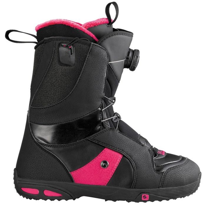 Salomon - Ivy Boa STR8JKT Snowboard Boots - Women's 2013