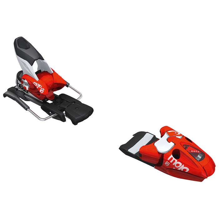Head - Head MOJO 18 X Ski Bindings (115mm Brakes) 2013