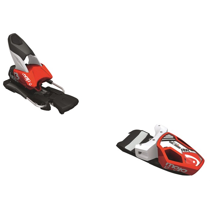 Head - Mojo 12 Ski Binding (88mm Brakes) 2013