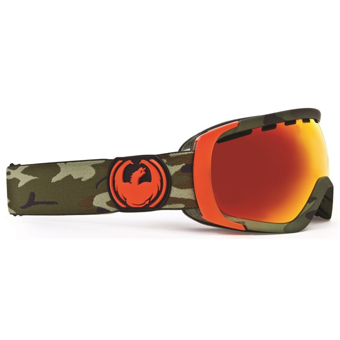 Dragon - TJ Schiller Signature Rogue Goggles