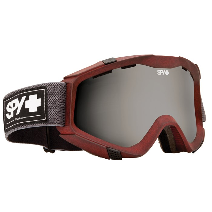 Spy - Darrell Mathes Signature Zed Goggles