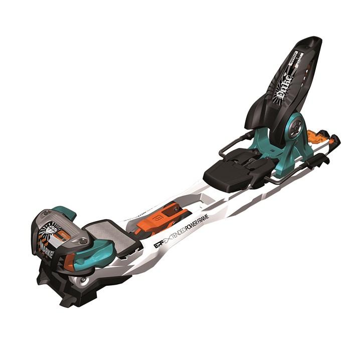Marker - Duke EPF Small Ski Bindings 2014