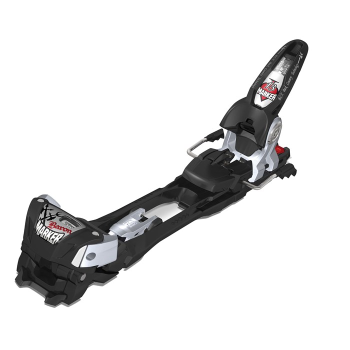 Marker - Baron Small Ski Bindings (110mm Brakes) 2013