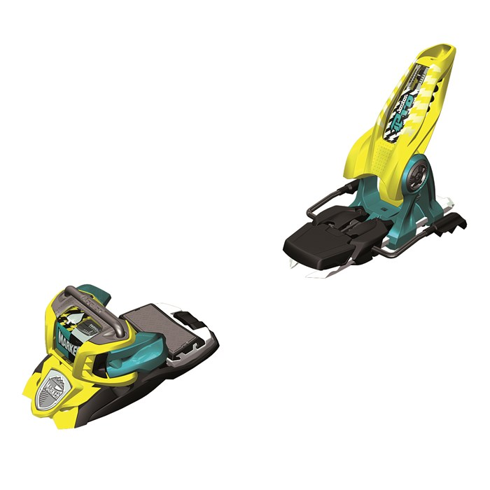 Marker - Jester Pro Ski Bindings (110mm Brakes) 2013