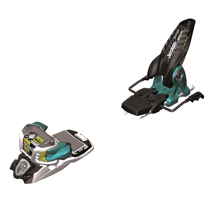 Marker - Jester Ski Bindings (110mm Brakes) 2013