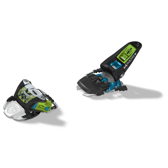 Marker - Squire Ski Bindings (110mm Brakes) 2013