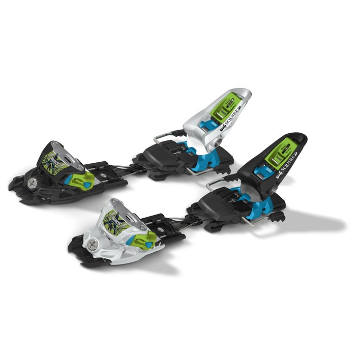 Marker - Squire Schizo Ski Bindings (110mm Brakes) 2013