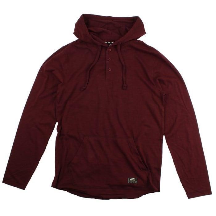Vans - Occulta Hooded Henley Shirt