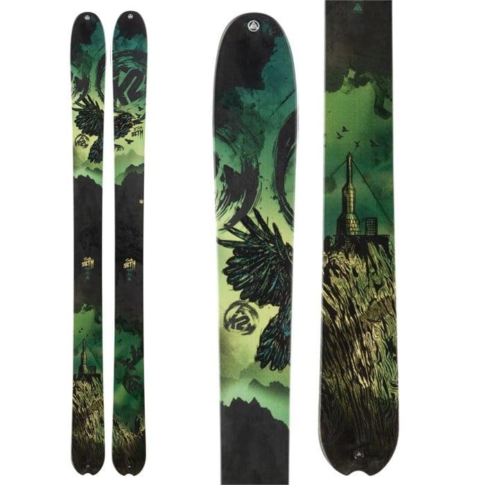 K2 - SideSeth Skis 2013