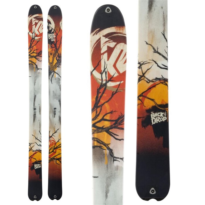 K2 - BackDrop Skis 2014