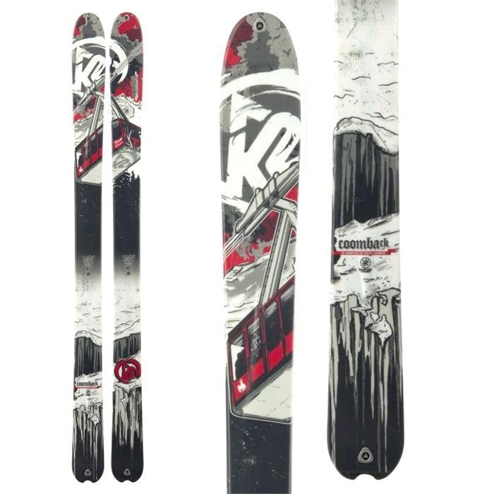 K2 - COOMBAck Skis 2013