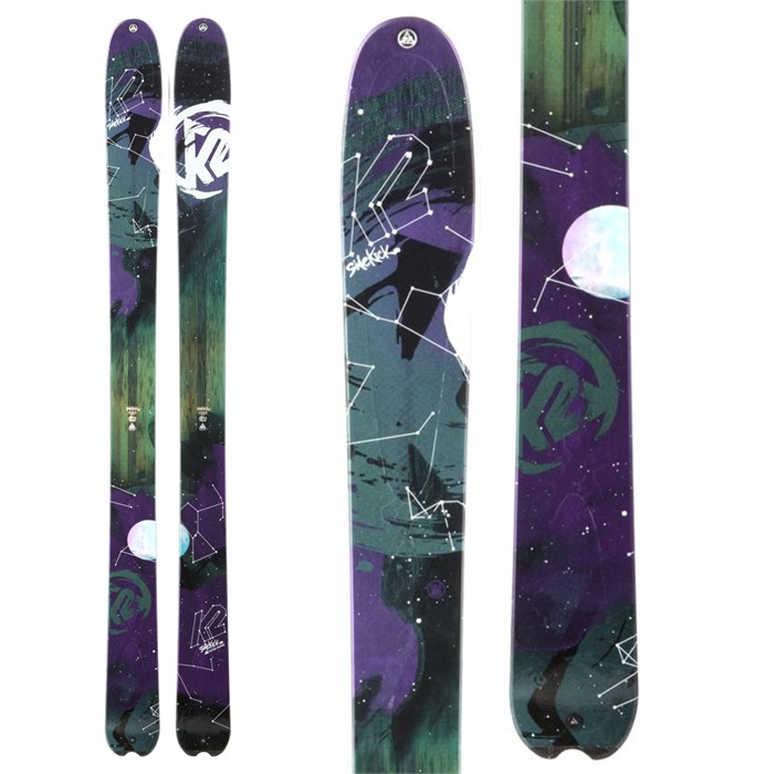 K2 - SideKick Skis- Women's 2013