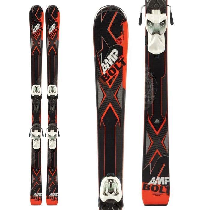 K2 - Bolt Jr Skis + Fastrak2 7 Bindings - Boy's 2014