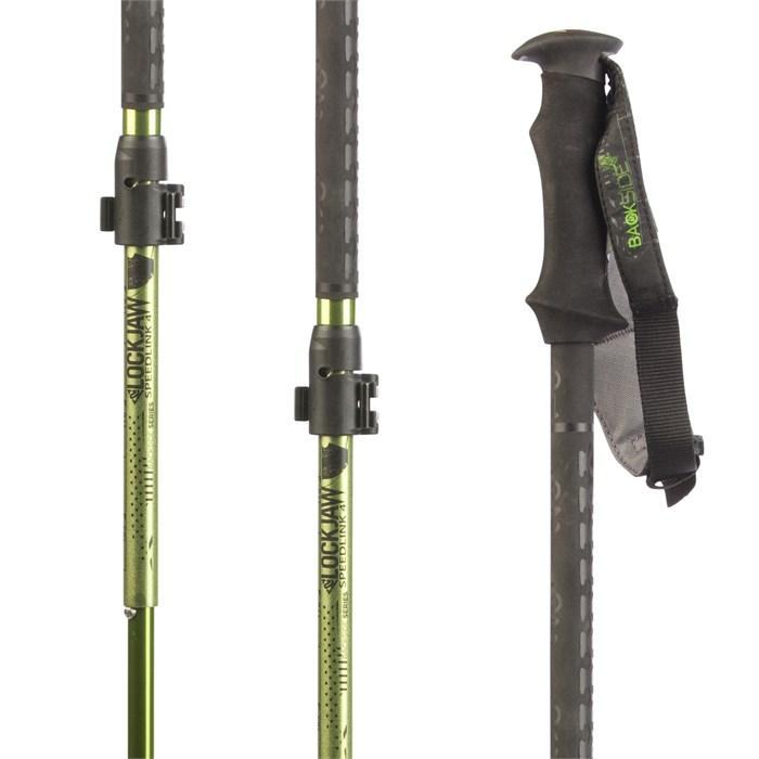 K2 - LockJaw Carbon Probe/Carbon Adjustable Ski Poles 2014