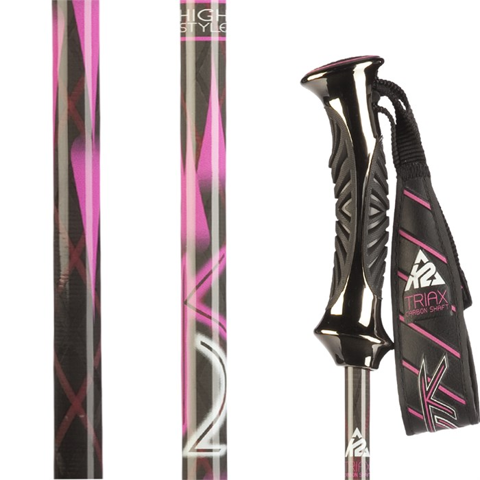 K2 - HighStyle Ski Poles - Women's 2014