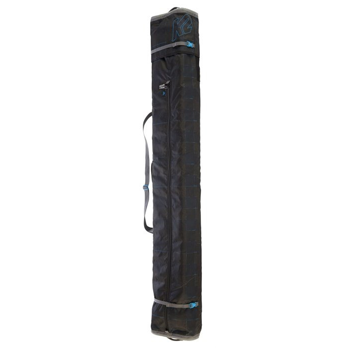 K2 - Deluxe Double Adjustable Ski Bag