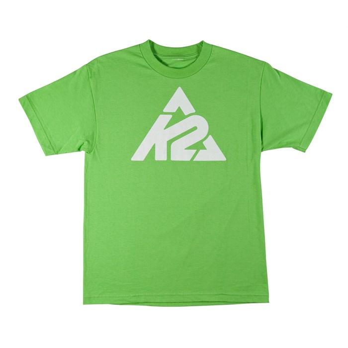 K2 - Triangle Logo T Shirt