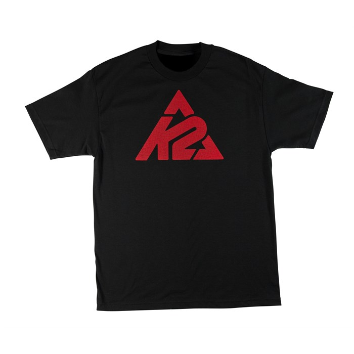 K2 - Triangle Logo T Shirt